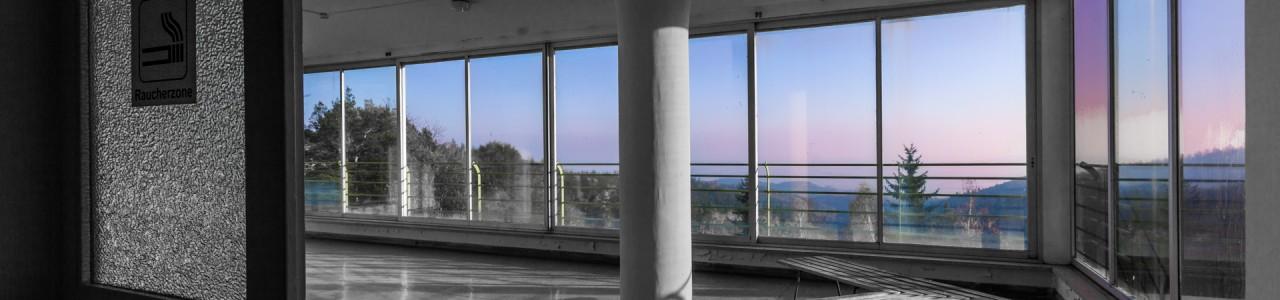 Urbex - Klinikum Panorama - The Panorama
