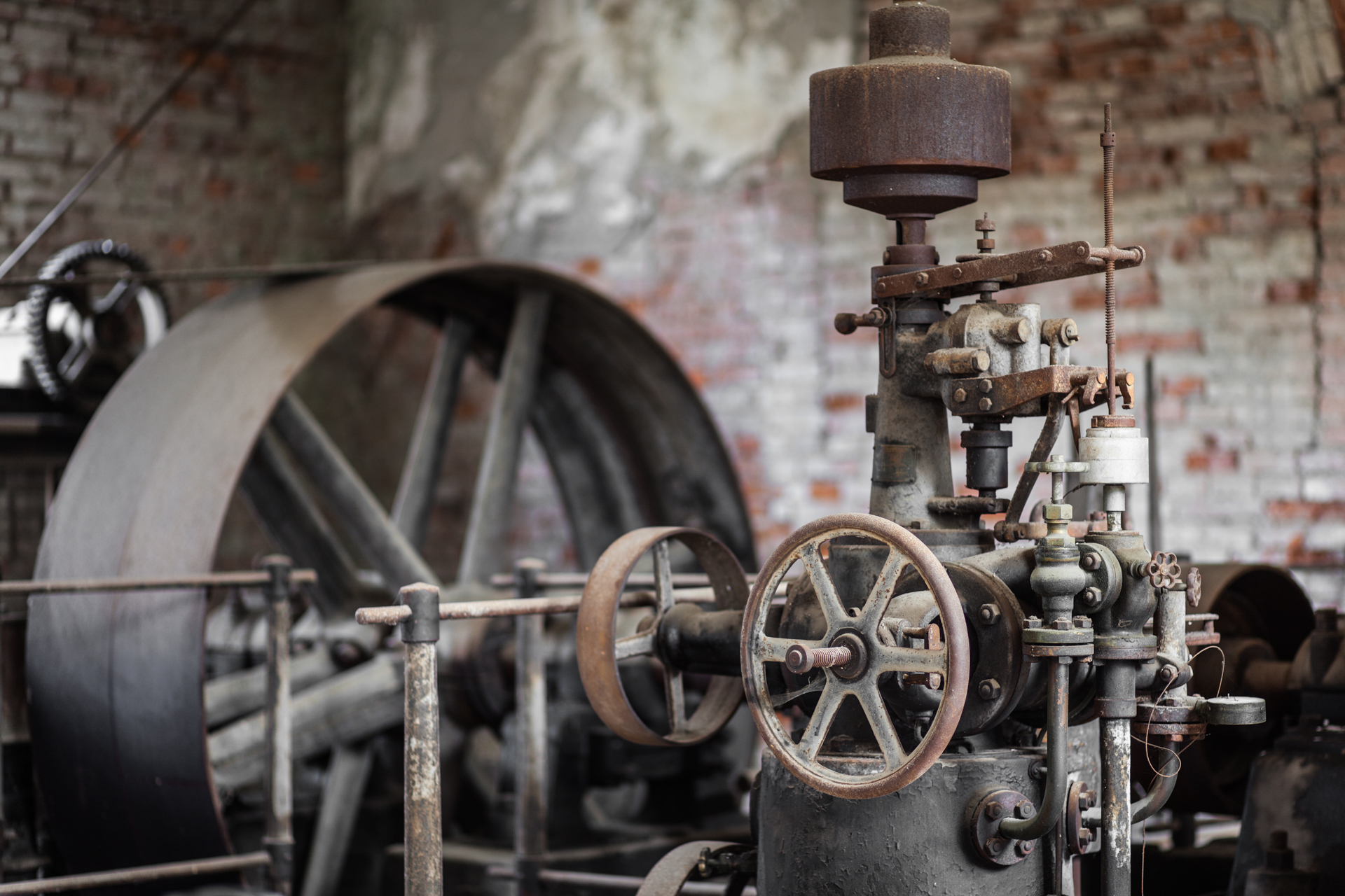 Urbex - Lincoln's Muehle - The Incredible Machine