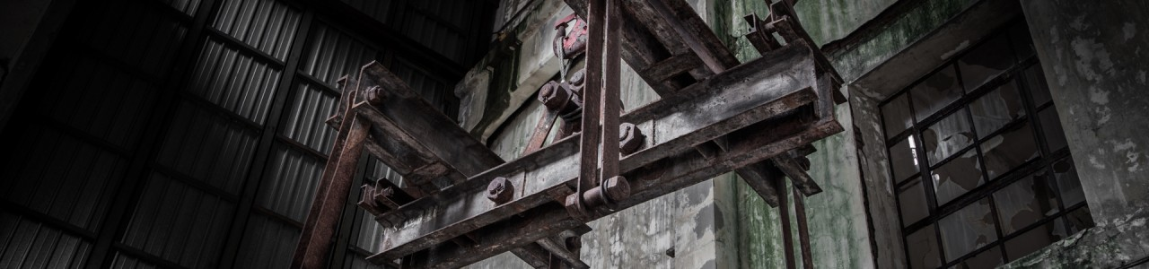 Urbex - Weightlifting Factory - Weight Lifter