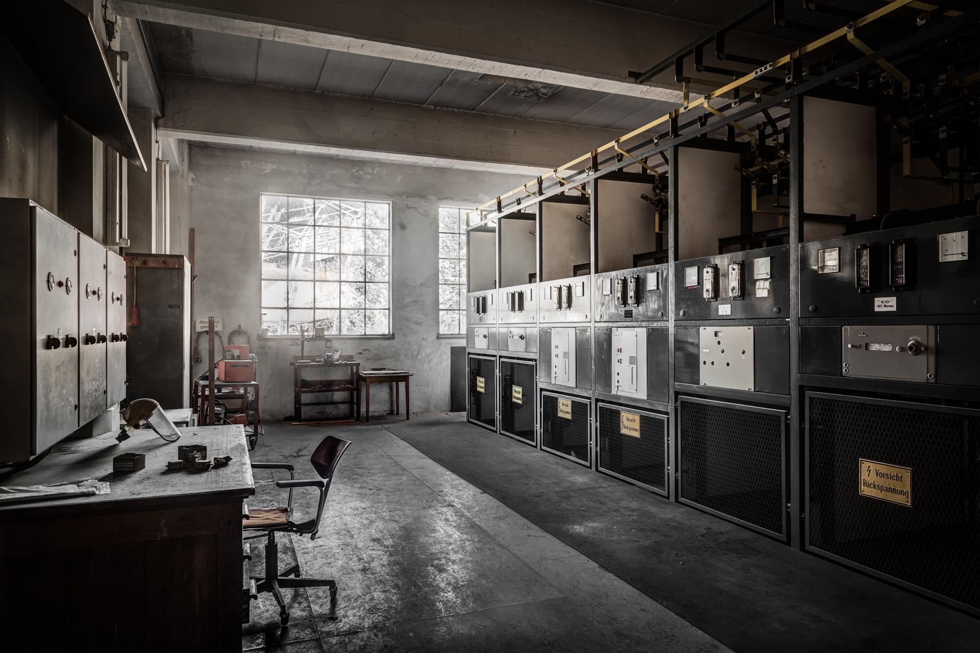 Urban Exploration - Voltage Venue - Electric Stables