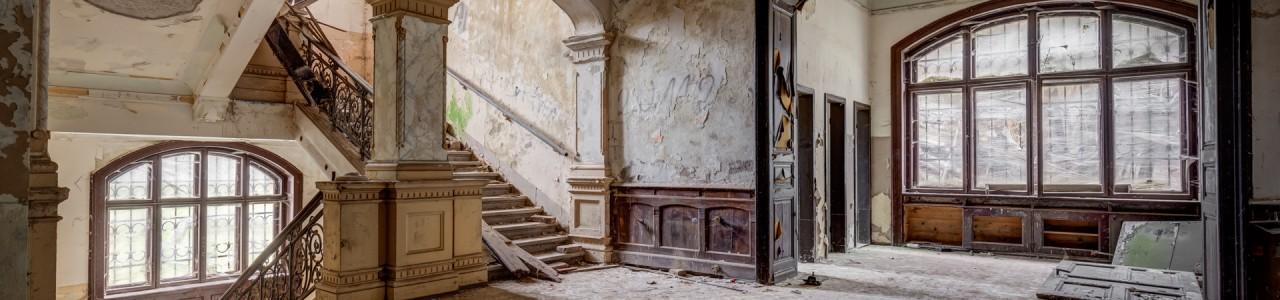 Urban Exploration - Villa Visage - First Floor