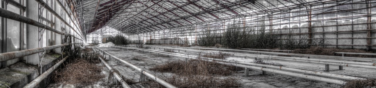 Urbex - The Ice House - Forever Frozen