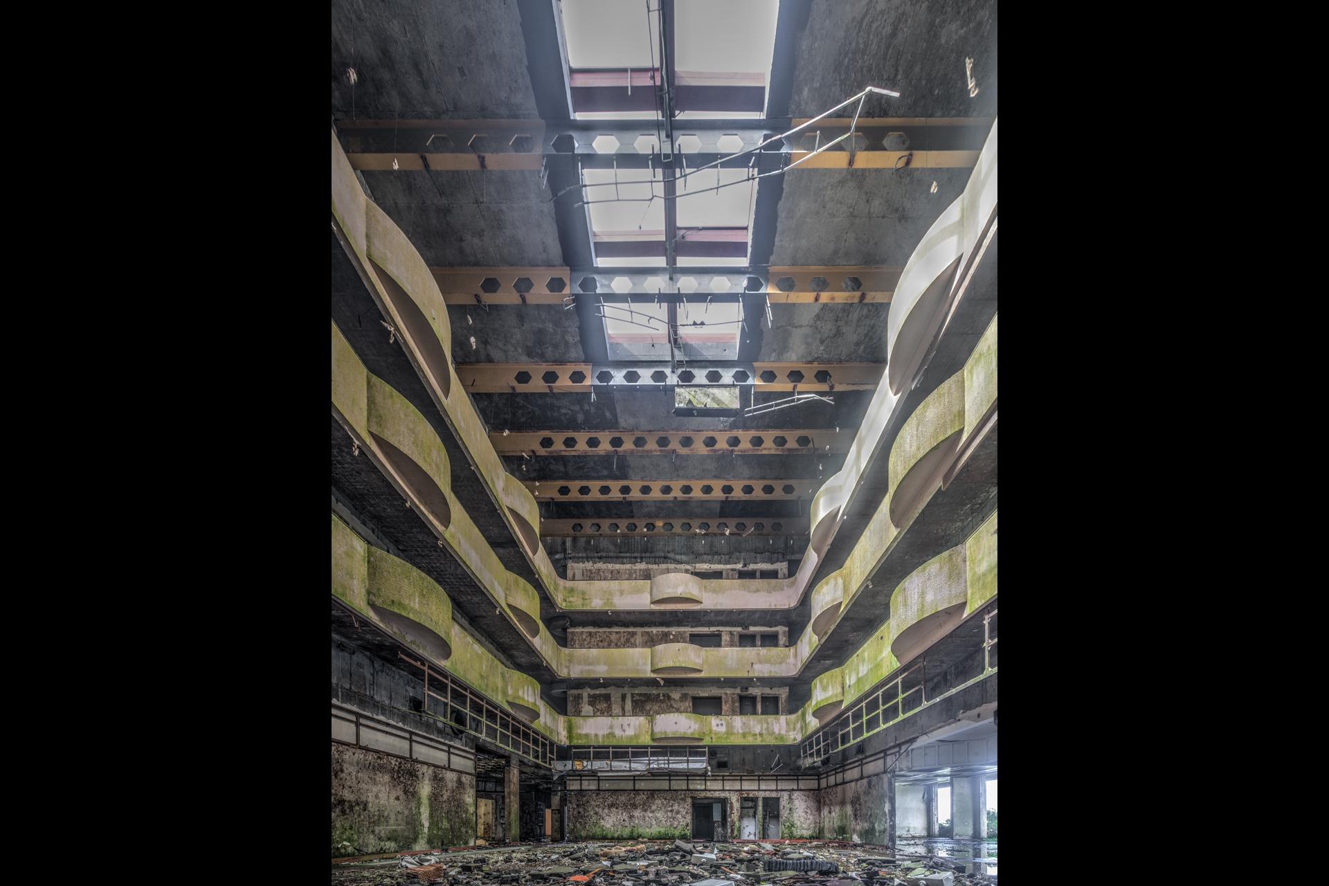 Urbex - Hotel Monte Palace - The Lobby