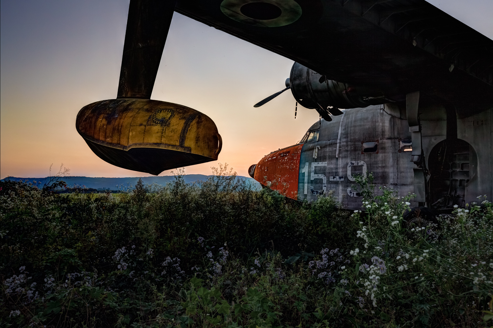 Urban Exploration - Airbase Confeccio - Ready for Takeoff