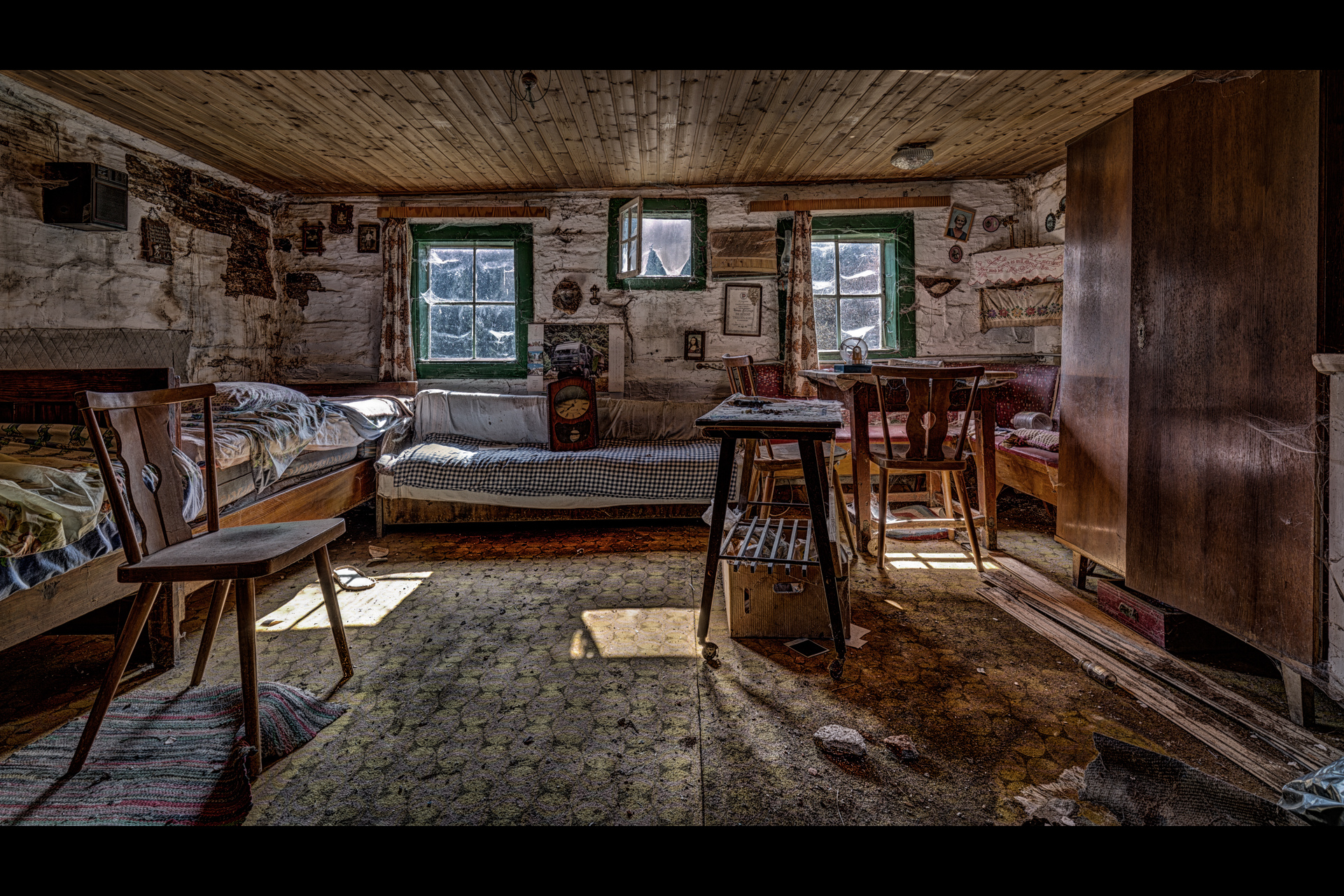 Urban Exploration - Lottery Farmhouse - Farmhouse Life