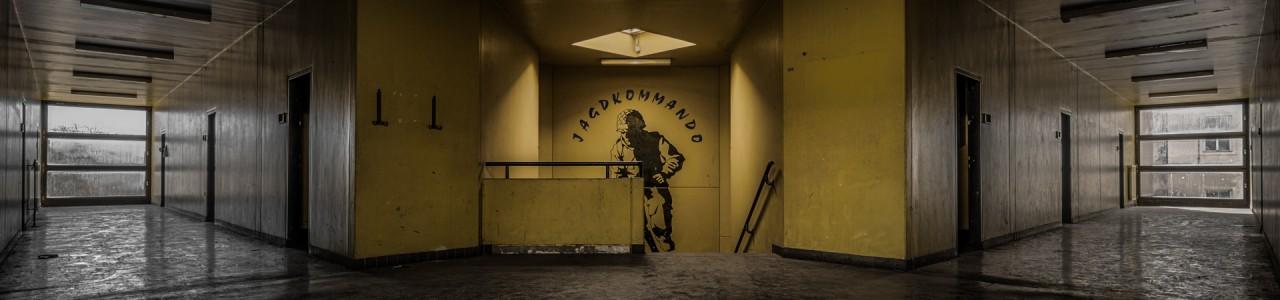 Urban Exploration - Military Peace - Jagdkommando