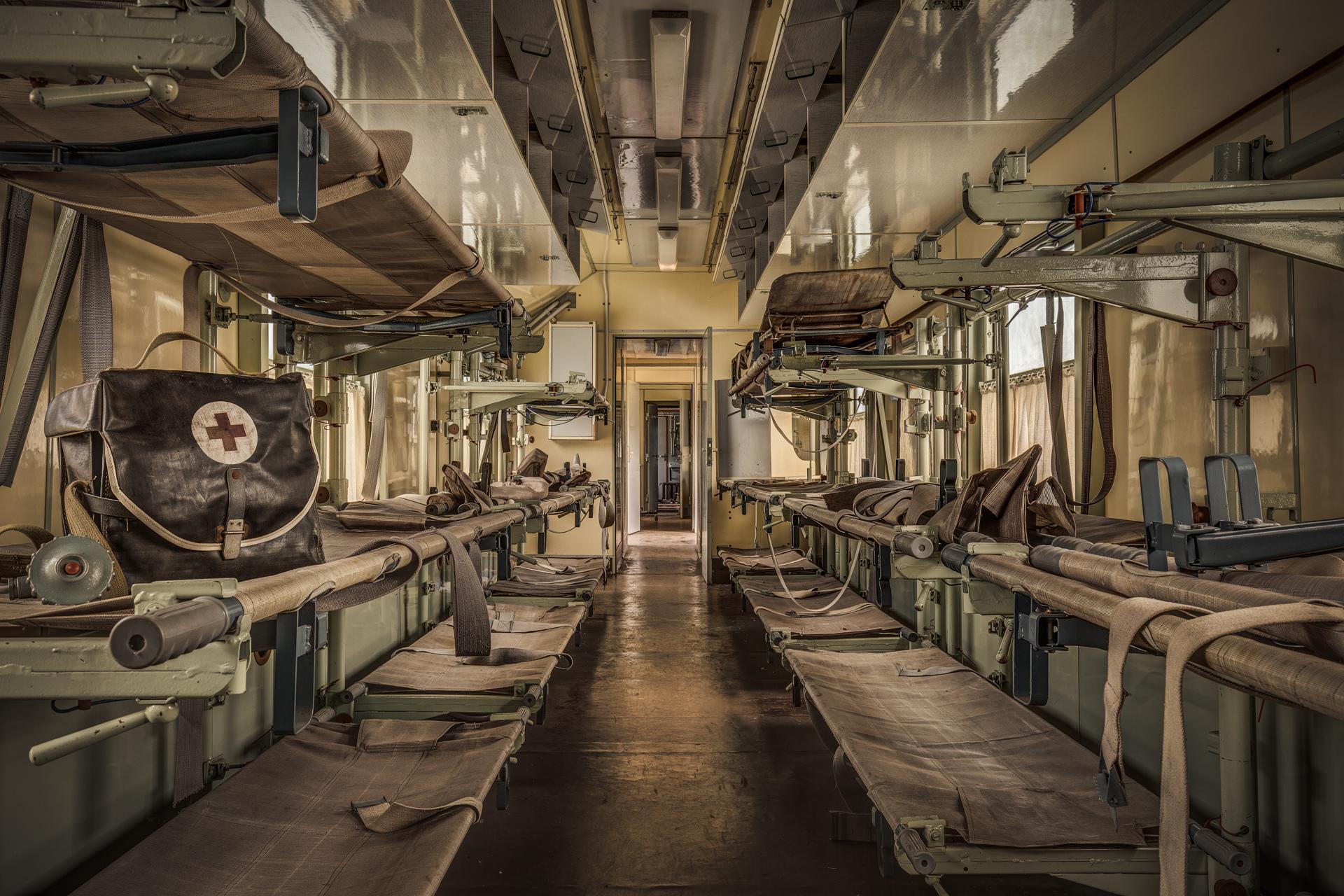 Urban Exploration - The MASH Train - Ward Car