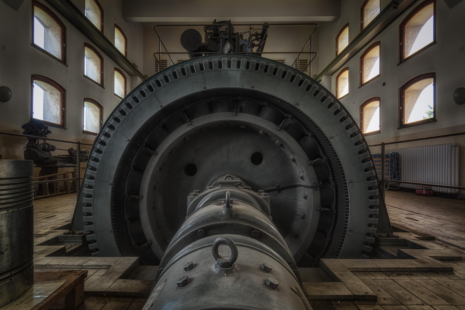 Urban Exploration - Propaganda Bullhorn - Emergency Power Supply