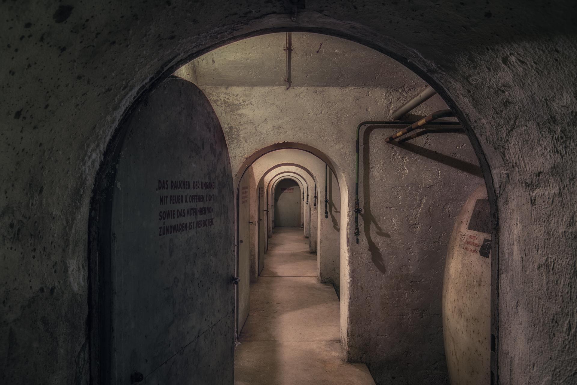 Urban Exploration - Propaganda Bullhorn - Tank Gallery