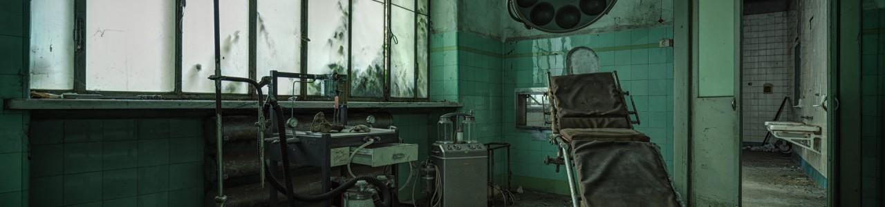 Urban Exploration - Manicomio Dr. Rossetti - Lobotomy