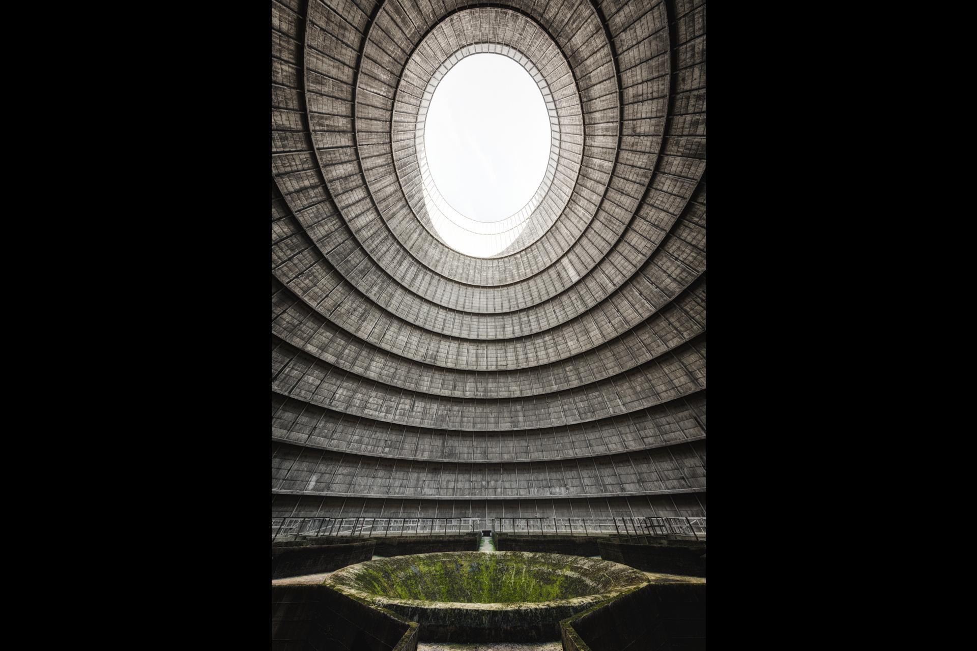 Urban Exploration - Cooling Tower IM - Circular Prison