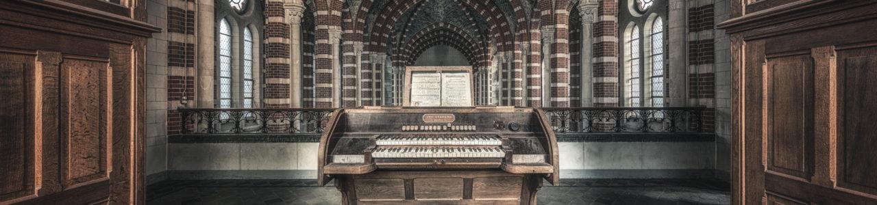 Urban Exploration - Monastere Mont G - Divine Silence