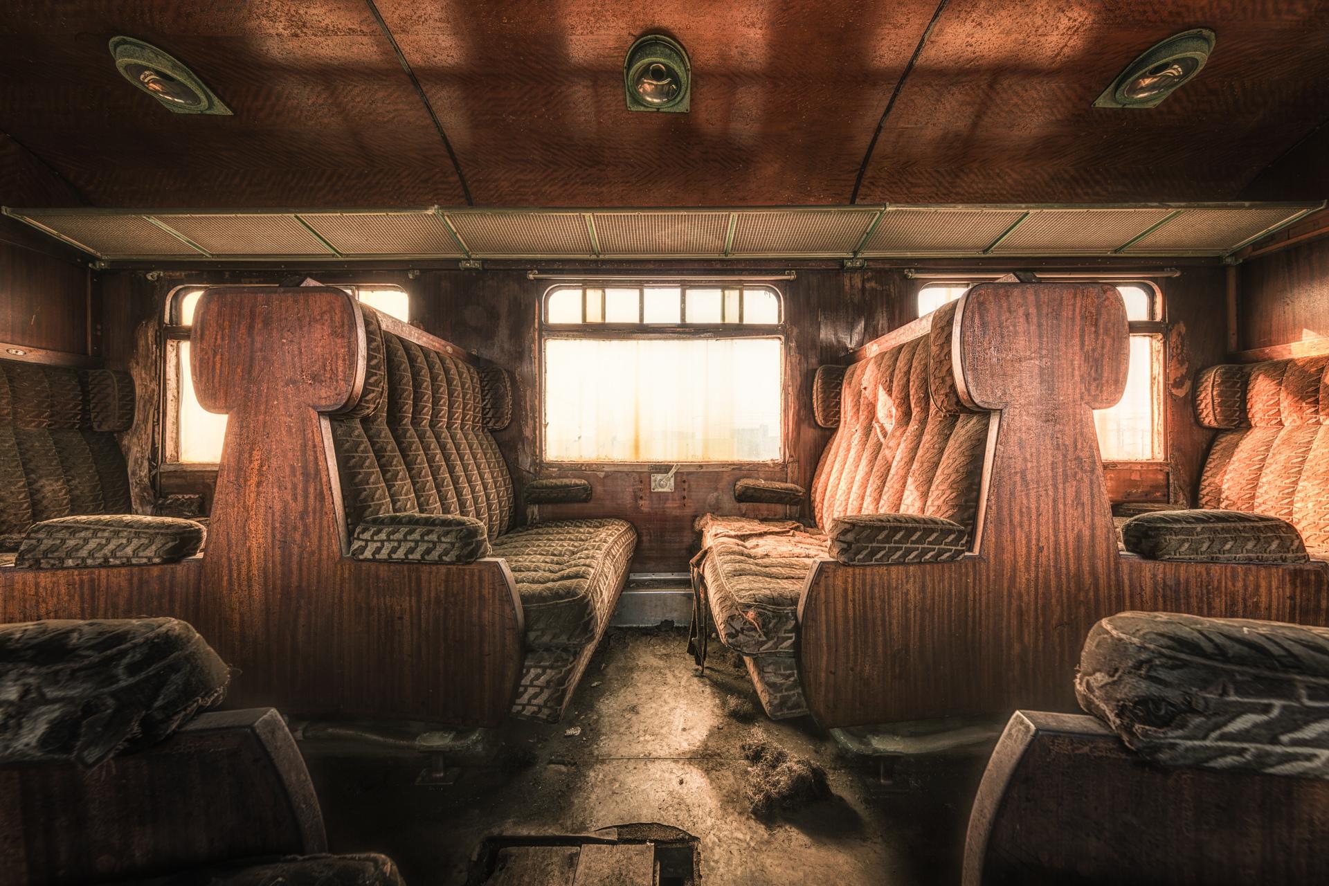 Urban Exploration - Orient Express - Final Destination