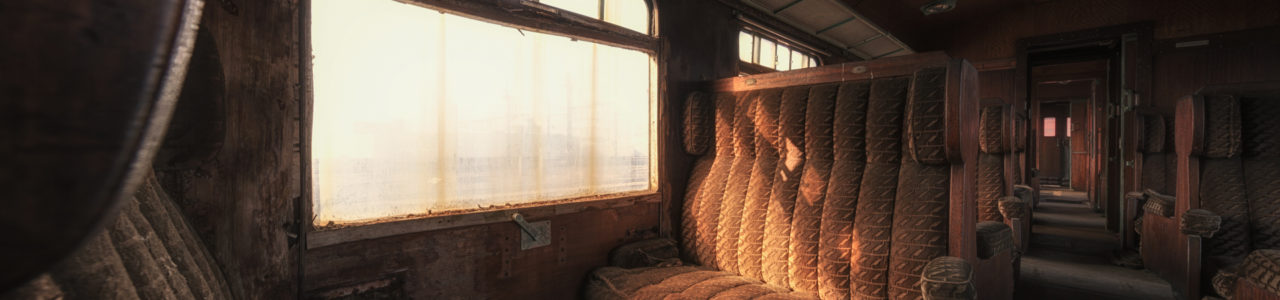 Urban Exploration - Orient Express - The Sunset Train