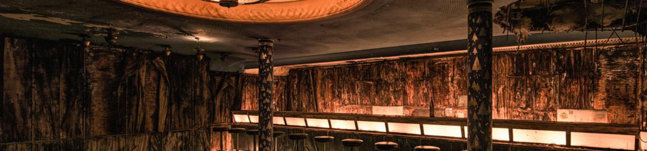 Urban Exploration - Hinicher Heinrich - UFO Lounge